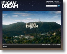 'If I Can Dream' Online Reality Show