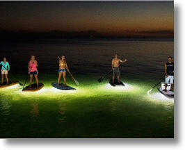 NightSUP LED Paddleboard