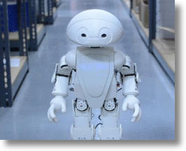 """Intel's Customizable, 3D Printed Robot """"Jimmy"""" Coming Later This Year"""