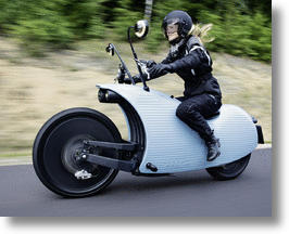 Johammer J1 Electric Motorcycle: Two-Wheeled Barrel Of Fun