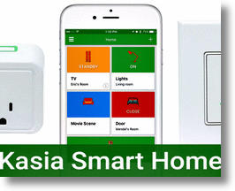 Kasia 'Smart Home' Systems