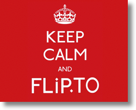 Keep Calm & Flip.to