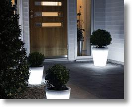 Assist LED Planter