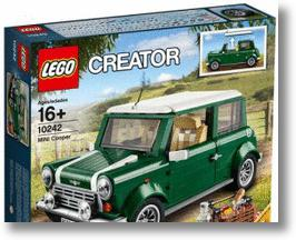LEGO Creator MINI Cooper Mk VII Won't End Up On Blocks