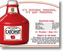 """CatchUp game """"label""""."""