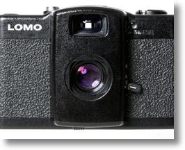 Lomo LCA Camera