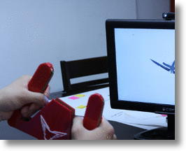 Carnegie Mellon-Disney Develop Inexpensive, Lag-Free Motion Tracking