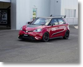 MG3 Trophy Championship Concept: Like An IROC?
