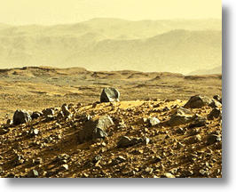 Curiosity Stops By Mount Sharp To Take Some Awesome Photos