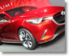 All-New 2015 Mazda2 To Debut At Paris Auto Show