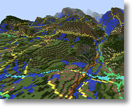 You Can Now Explore The United Kingdom In Minecraft