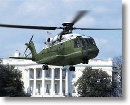 Sikorsky's VH-92 Is The New Presidential Helicopter