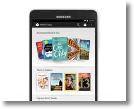 Samsung's New E-Tablet Nook 4