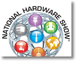See amazing and new stuff at the National Hardware Show!