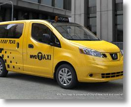 Cab or Cube? Meet the Nissan NV200, New York's Next-Generation Taxi
