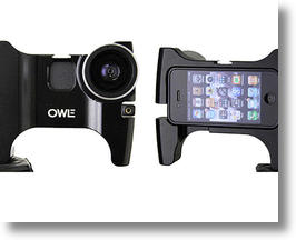 Take Better Photos On Your iPhone With The OWLE Bubo Wide Angle Camera Mount