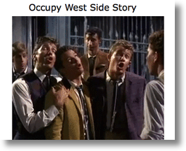 Occupy West Side Story