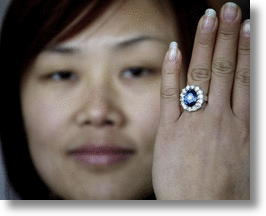 Royal Engagement Ring Replicas Are China's Latest Booming Export