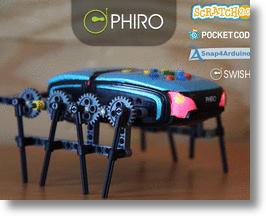 PHIRO teaches kids robotics & coding