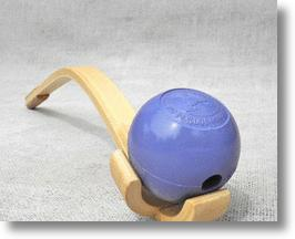 Planet Dog Wood Chuck With Orbee Tuff Recycle Ball