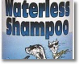 PPP Waterless Pet Shampoo