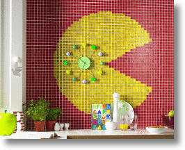 Add Some Geek Chic To Your Home With These Awesome Retro Tile Designs