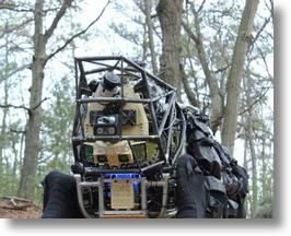 DARPA's Pack Mule Robot