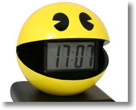Pacman_Alarm_Clock