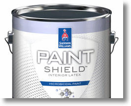 New Paint Kills infection-Causing Bacteria