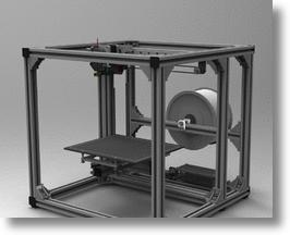 The Panther 3D Printer