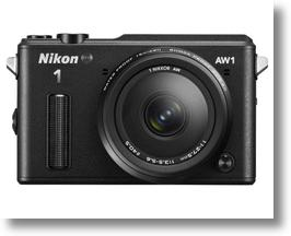 Nikon 1 AW1 - World's First Underwater Digital Camera With Interchangeable Lenses