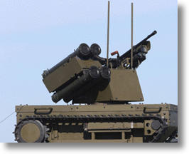 Russia Develops Platform-M, A Semiautonomous Military Weapons Platform