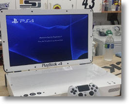 Xbox Laptop Creator Puts PlayStation 4 Laptop Up For Sale
