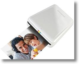 New Polaroid ZIP Mobile Printer