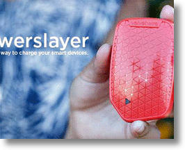 PowerSlayer Smart Charger by Velvetwire
