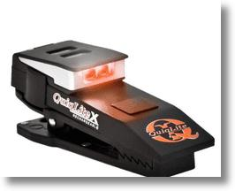 QuiqLite X Rechargeable LED Flashlight