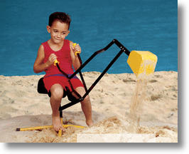 Big Dig Sand Digger Toy