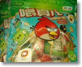 Angry Birds Meat Snacks: A Tastier Way to Crunch Some Pork