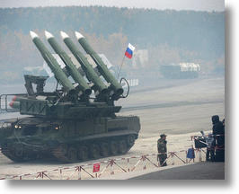 Russian Rocket Launchers