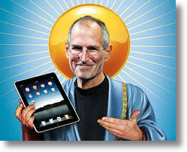 Jesus Tablet: Savior Of The News Industry? Or In Need Of A Resurection?