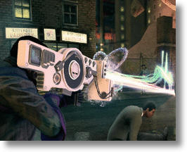 An Artist Is Creating A Functioning Dubstep Gun From Saint's Row IV