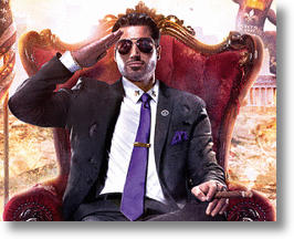 Saints Row Commander In Chief