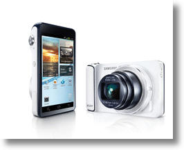Will the Samsung Galaxy Camera be able to feel your mood?