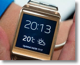 Samsung Galaxy Gear Smartwatch Panned By Critics