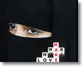 ISIS' Social Media Attracting Americans To Make Love, Not War?