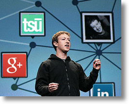'Facebook At Work,' Anti-Tsū, Anti-Linkedin, Anti-Google+