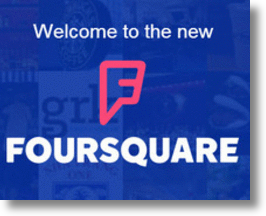 Foursquare And Seven Years Ago. . .