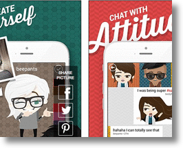 Reinvented Bebo, Now A Cartoon-y Chat App Vs Facebook Competitor