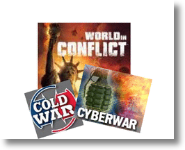 Is Cyberwar The Next Cold War?
