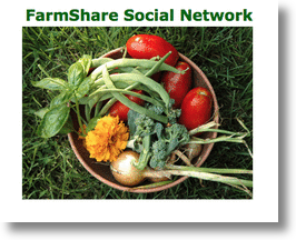 FarmShare Social Network